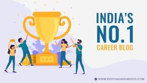 award-winning blog, no. 1 career blog