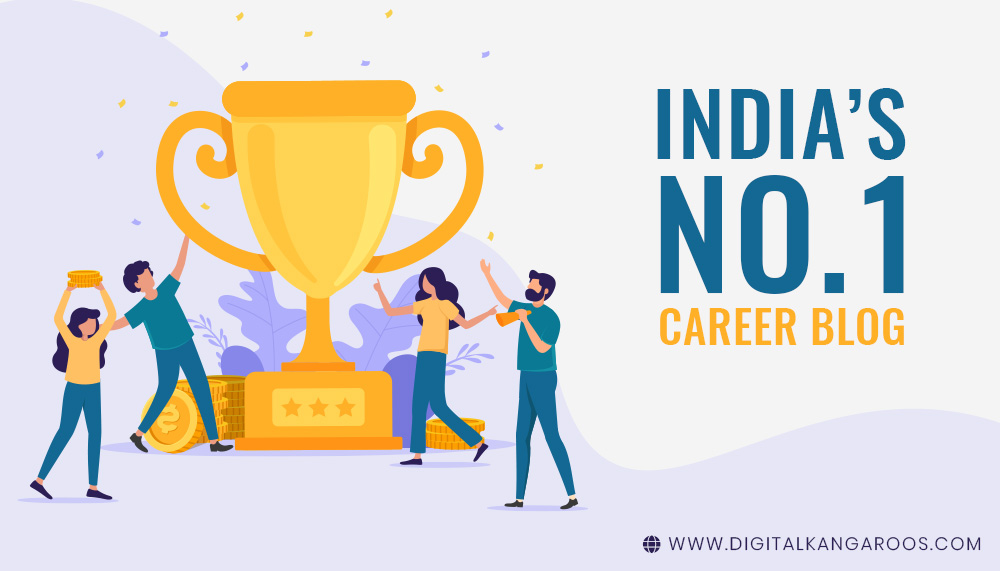 award-winning blog, no. 1 career blog