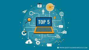 Top 5 Digital Marketing Strategies for Educational Institutes