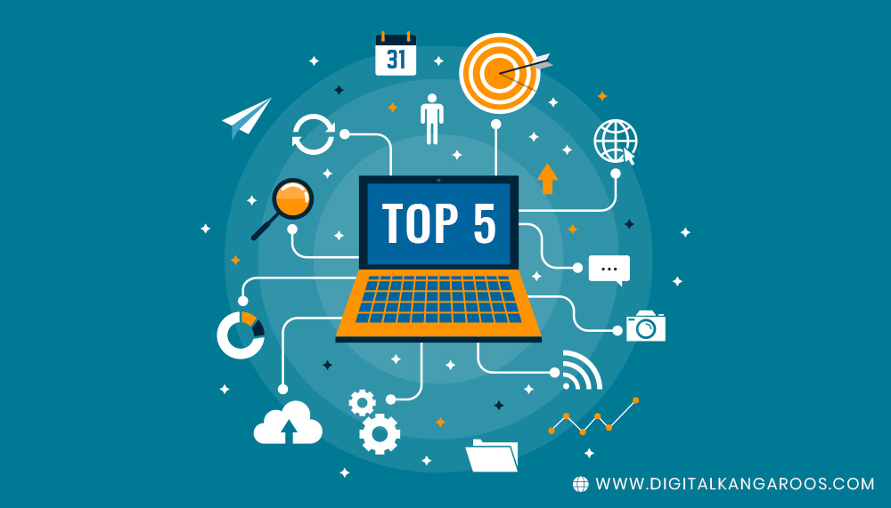 Top 5 Digital Marketing Strategies for Educational Institutes